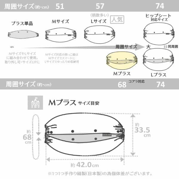 ルカコMプラスサイズ