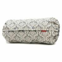 【L】ロココ調グレー/抱っこひも収納カバー「ルカコ」 88-0709-31