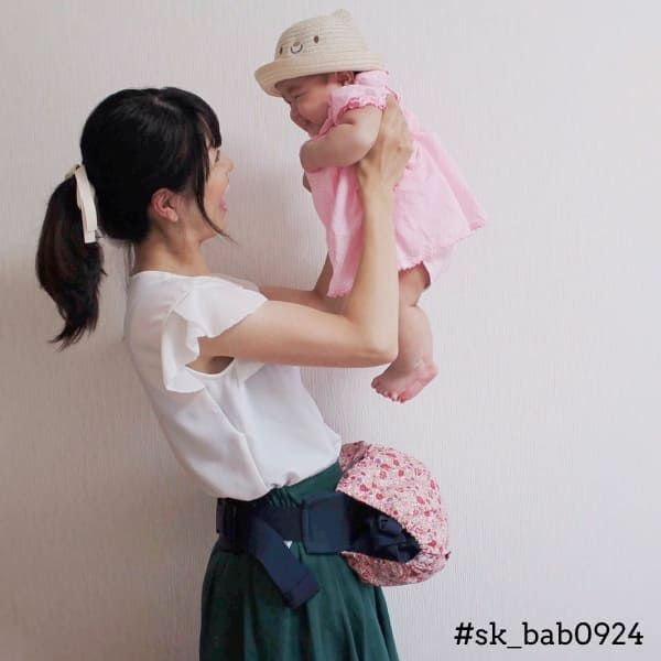 【出産祝・贈答用】おもてなし(お花とかご付き送料込)【L】【セット】ピンク×ダリアピンク「ルカコ」78-0648-41