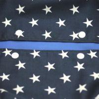 【L】【セット】星柄ネイビー/抱っこひも収納カバー「ルカコ」89-0671-41