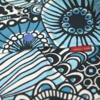 【M】【セット】ルカコオリジナルブルー /抱っこひも収納カバー「ルカコ」55-0770-11