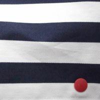 【M】【セット】マリンボーダー/抱っこひも収納カバー「ルカコ」55-0698-11