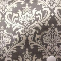 【出産祝・贈答用】おもてなし(お花とかご付き送料込)【L】ロココ調グレー「ルカコ」75-0709-11