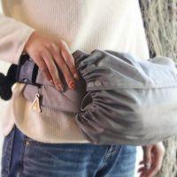抱っこひも木製イニシャルチャーム 自分用の目印になる簡単取り付け 10-0000-01