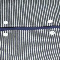【ヒップシート対応】ヒッコリーブルー/抱っこひも収納カバー「ルカコ」 80-0778-11