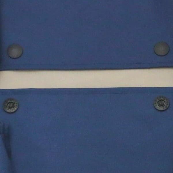 【L】【撥水加工】ナイロンオックス シンプルネイビー/抱っこひも収納カバー「ルカコ」 88-1018-11