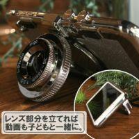 【ルカコノ】カメラみたいなおしゃれなi-phoneアイフォンカバー(ケース)6,6S,6plus,7,8,7S,8S,7Plus,8Plus,x対応1000-04-2