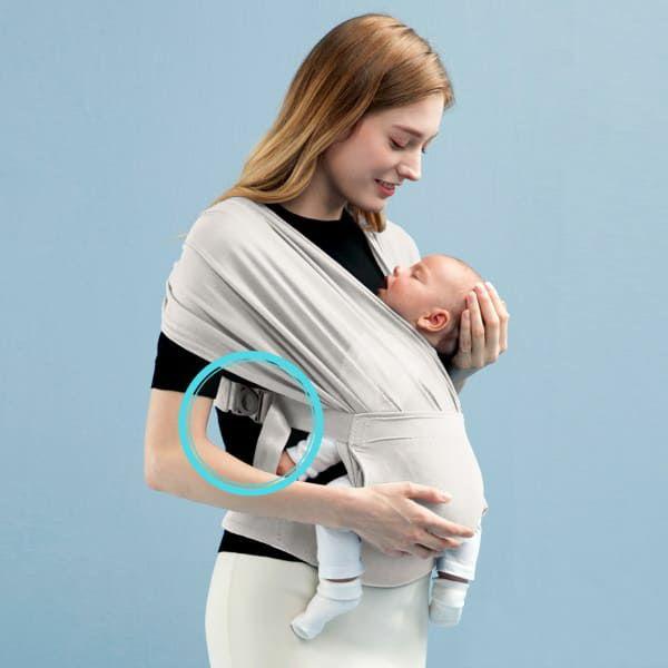 【ポグネーステップワンエアー】POGNAE新生児から使える!口コミで人気のベビーラップ。正規取扱店舗ルカコで試着可。