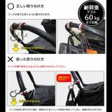 【ベビーカーフック】360度回転!ダブルフック使い方簡単、丈夫な金属製バギーフック2本セットexpjapon1000-10-04