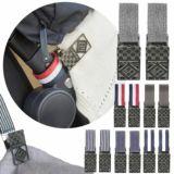 【ベビーカーのブランケットクリップ】しっかりとまる!高級感シンプルおしゃれなタオルケット・ケープ・ひざ掛けホルダー1000-10-06